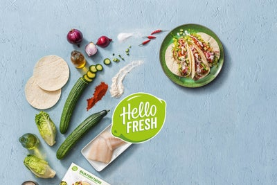 HelloFresh - West en Amsterdam